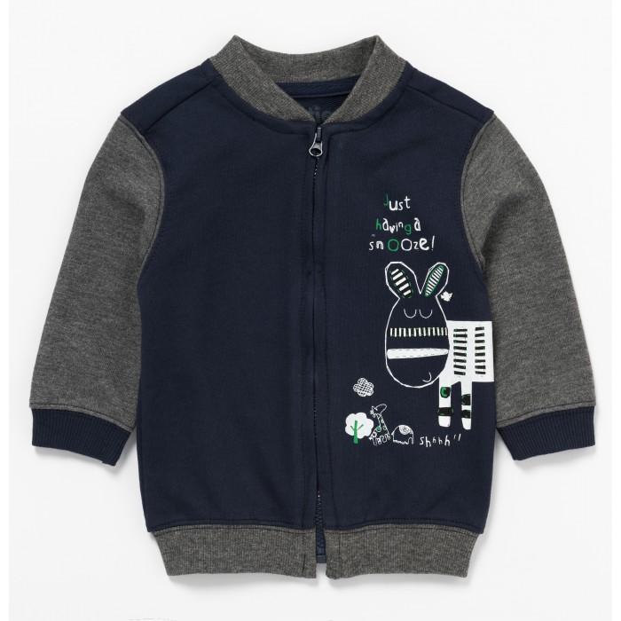 Детская одежда , Толстовки, свитшоты, худи Artie Толстовка для мальчика Жирафы АT-039m арт: 449879 -  Толстовки, свитшоты, худи