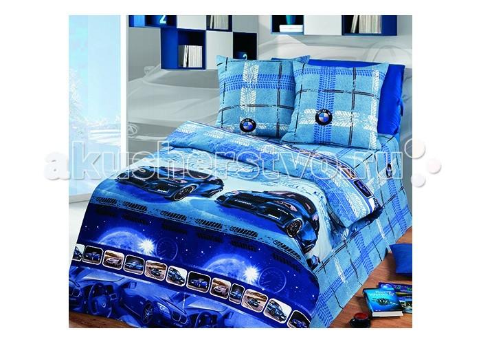 Постельные принадлежности , Постельное белье 1.5-спальное Артпостель Драйв 1.5-спальное (4 предмета) арт: 338895 -  Постельное белье 1.5-спальное