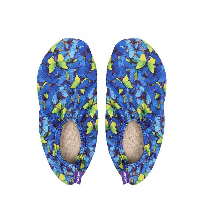 Купить Пляжная обувь, Aruna Чешки для бассейна и моря Бабочки