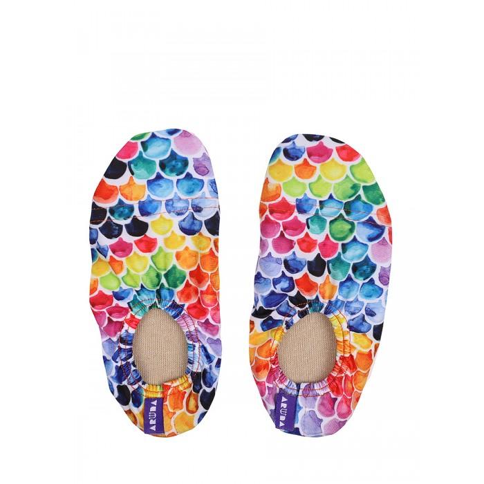 Пляжная обувь Aruna Чешки для бассейна и моря Чешуя