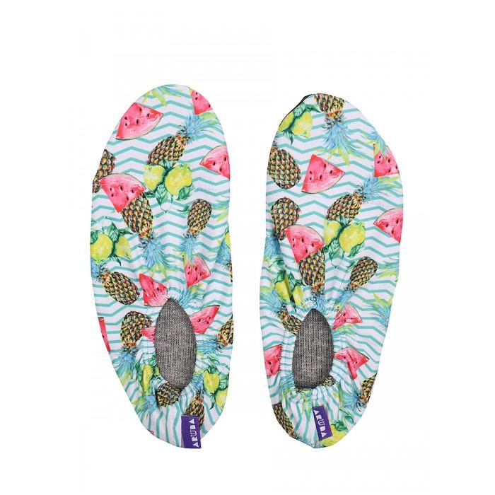 Пляжная обувь Aruna Чешки для бассейна и моря Фрукты