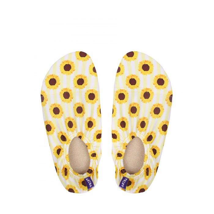 Купить Пляжная обувь, Aruna Чешки для бассейна и моря Подсолнухи