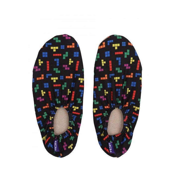 Пляжная обувь Aruna Чешки для бассейна и моря Тетрис пляжная обувь aruna чешки для бассейна и моря тетрис