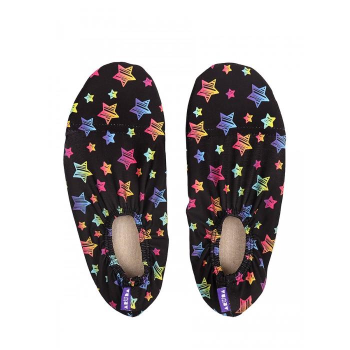 Пляжная обувь Aruna Чешки для бассейна и моря Звезды пляжная обувь aruna чешки для бассейна и моря тетрис