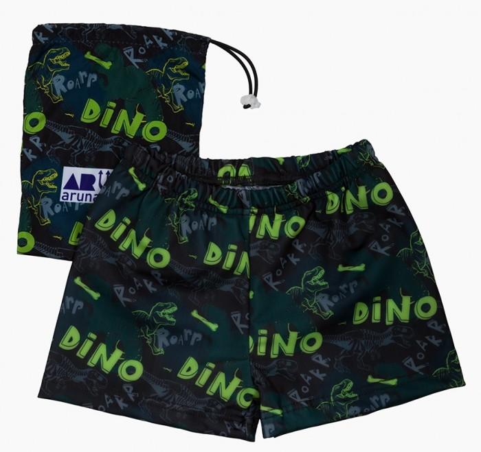 Плавки Aruna Плавки и мешочек Динозавры