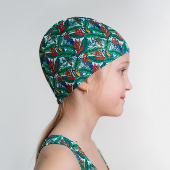 Аксессуары для плавания Aruna Шапочка для плавания Попугай 3014