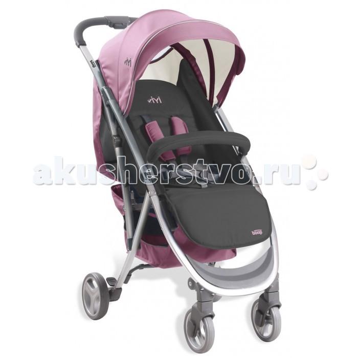 Прогулочная коляска Asalvo YiyiYiyiAsalvo Yiyi — стильная прогулочная коляска с набором полезных функций. Отлично подойдет для малышей от 6 месяцев и станет настоящим помощником маме на прогулке.   Большой и функциональный капюшон легко регулируется, имеет козырек, смотровое окошко (наблюдать за малышом), а также карман для необходимых мелочей. За безопасность ребенка отвечают пятиточечные ремни (имеют мягкие накладки), а также бампер. Бампер нисколько не помешает посадке ребенка в коляску: отведите его в сторону, посадите малыша и заведите бампер обратно. Спинка регулируется до почти горизонтального положения (175 градусов) и в комплекте с регулируемой подножкой создает полноценное спальное место длиной 89 см.  Небольшая ширина рамы (всего 50 см) позволит гулять по узким улочкам и торговым центрам. Передние колеса поворотные, при необходимости блокируются. Коляска очень просто складывается: буквально одним нажатием на кнопку на ручке. Складывается в компактную книжку, не занимает много места, очень легкая в транспортировке и хранении.  В комплекте к коляске идет дождевик.   Сидение: Для детей от 6 месяцев Максимальный вес ребенка: 15 кг Пятиточечные ремни с мягкими накладками Съемный защитный бампер, обтянут тканью Подножка регулируется (2 положения) Спинка регулируется до почти горизонтального положения (175 градусов) Капюшон регулируется: имеет козырек, смотровое окошко и карман  Капюшон отлично защищает даже при полностью разложенной спинке   Шасси: Легкая алюминиевая рама Текстильная корзина для покупок Передние колеса поворотные с блокировкой Ножной тормоз блокирует оба задних колеса Очень легко складывается, в сложенном виде фиксируется автоматически Складывается в компактную книжку, не занимает много места Удобно транспортировать, просто хранить  В комплекте: Дождевик  Размеры и вес: Размеры коляски в собранном виде (дхшхв): 90х50х106 см Размеры коляски в сложенном виде (дхшхв): 70х50х38 см Ширина рамы: 50 см Высота спинки: 48 см Длина спального места (с уче