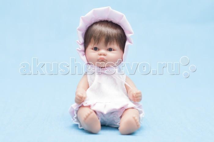 ASI Кукла пупсик 20 смКукла пупсик 20 смПупсик, размер 20 см, выполнен из винила, короткие темные волосы, в розовом или в голубом комплекте, в красивой подарочной коробке.<br>
