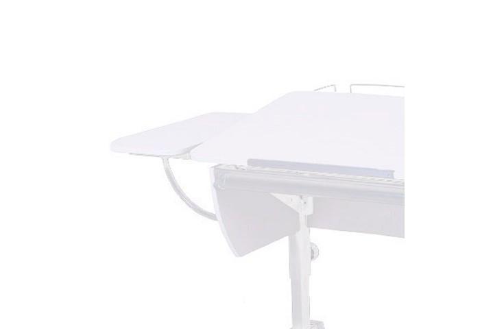 Аксессуары для мебели Астек Приставка боковая универсальная для всех парт (белая), Аксессуары для мебели - артикул:312169