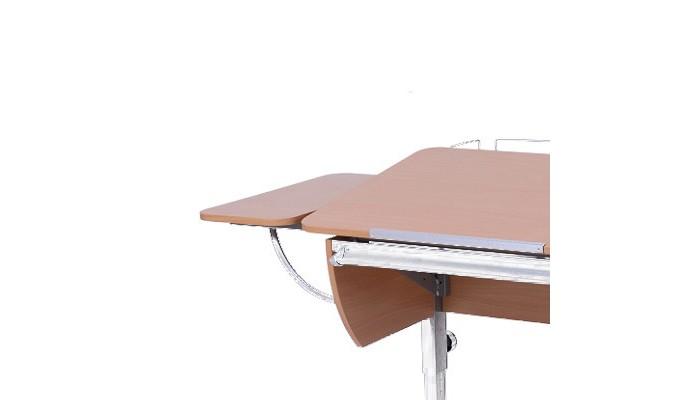 Аксессуары для мебели Астек Приставка боковая универсальная для всех парт (бук), Аксессуары для мебели - артикул:312129