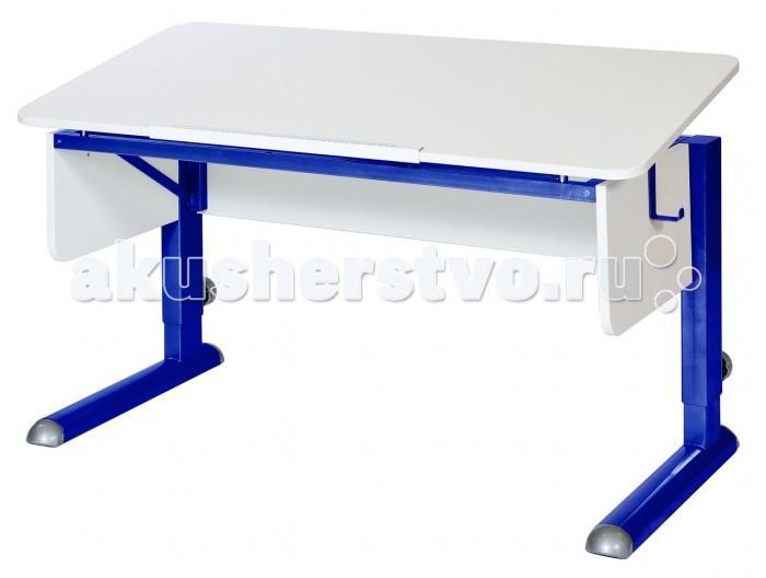 Школьные парты Астек Стол Моно-2 (столешница белая) детские столы и стулья астек парта моно 2 с надстройкой столешница белая