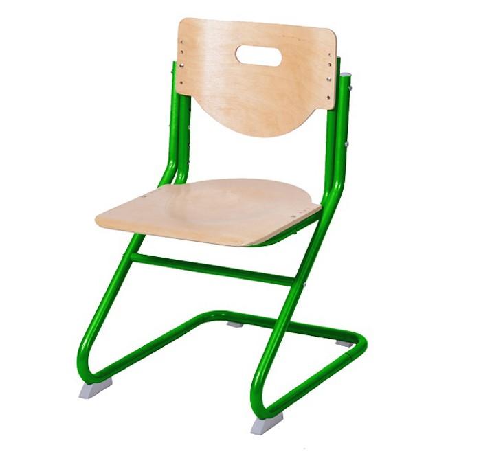Астек Стул-трансформер SK-2 (спинка береза)Кресла и стулья<br>Астек Стул-трансформер SK-2 (спинка береза) с регулируемой высотой спинки для правильного удержания позвоночника, высотой сиденья (для ног ребенка, т.к. они должны стоять на полу) и глубиной сиденья (для правильного расстояния между спиной ребенка и спинкой стула).  Пошаговая регулировка высоты сиденья от пола - 335, 395, 435, 475 мм  Цвет сиденья и спинки стула ближе к цвету бук и береза. Цвет металлокаркаса можно выбрать любой. Высота спинки, высота и глубина сидения регулируются под рост ребенка от 115 до 190 см.  На стуле-трансформере Астек ребенок не сможет крутиться и раскачиваться нанося вред позвоночнику. Сидение и спинка изготовлены из прочной фанеры. Стулья сделаны с соблюдением европейских норм гигиены и стандартов качества безопасности для детских товаров.  Особенности: Регулируется в трех плоскостях Сиденье и спинка из фанеры Предназначен для роста от 115 см до 190 см Максимальная нагрузка 80 кг