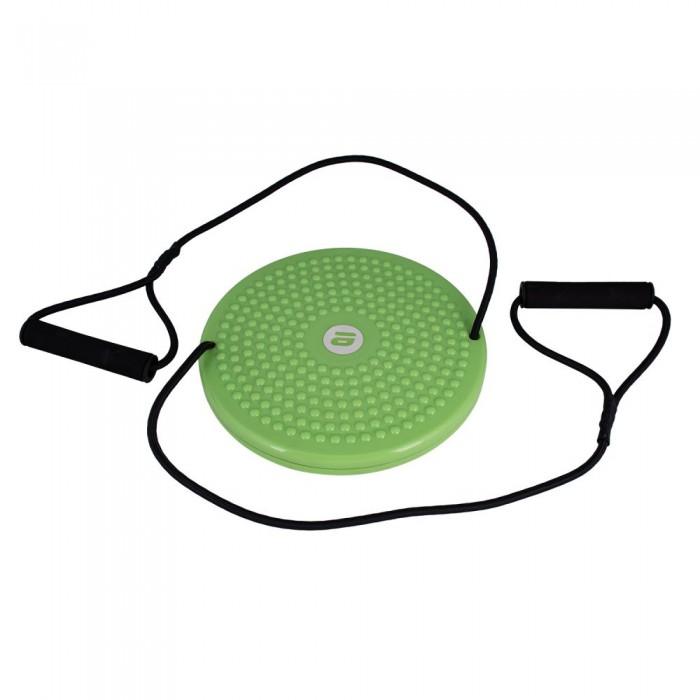 Спортивный инвентарь Atemi Диск здоровья массажный с эспандерами AMD03 25 см диск здоровья разноцветный россия