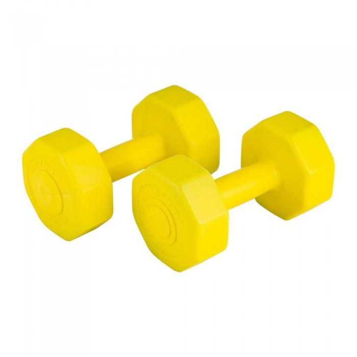 Спортивный инвентарь Atemi Гантели виниловые AD023 1.5 кг 2 шт.