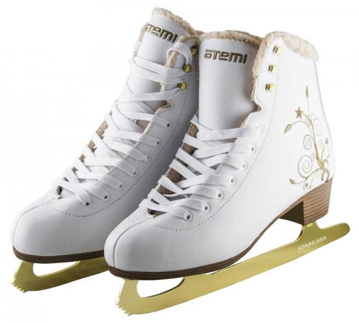 ледовые коньки и лыжи Ледовые коньки и лыжи Atemi Коньки фигурные Star
