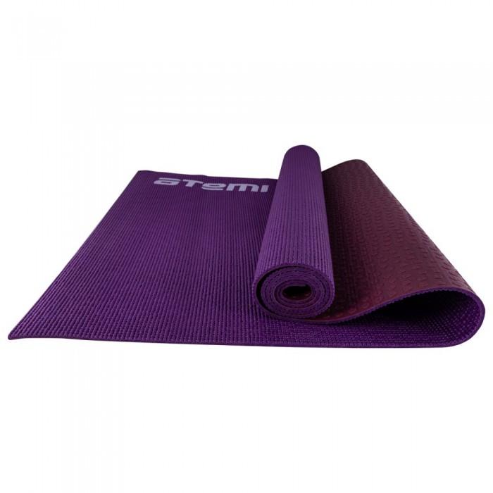 Купить Товары для йоги, Atemi Коврик для йоги и фитнеса двусторонний