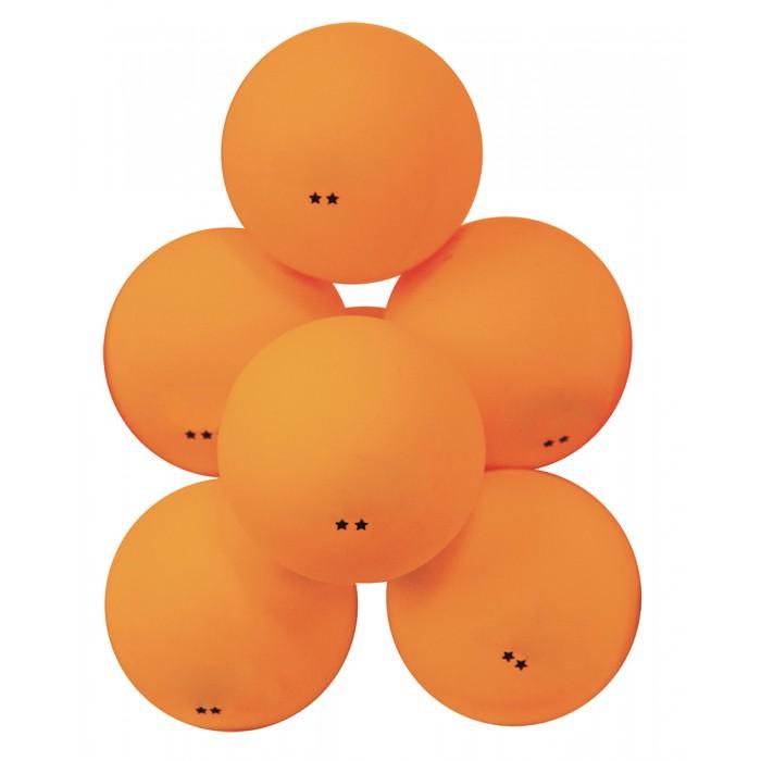 Спортивный инвентарь Atemi Набор мячей для настольного тенниса № 2 6 шт.
