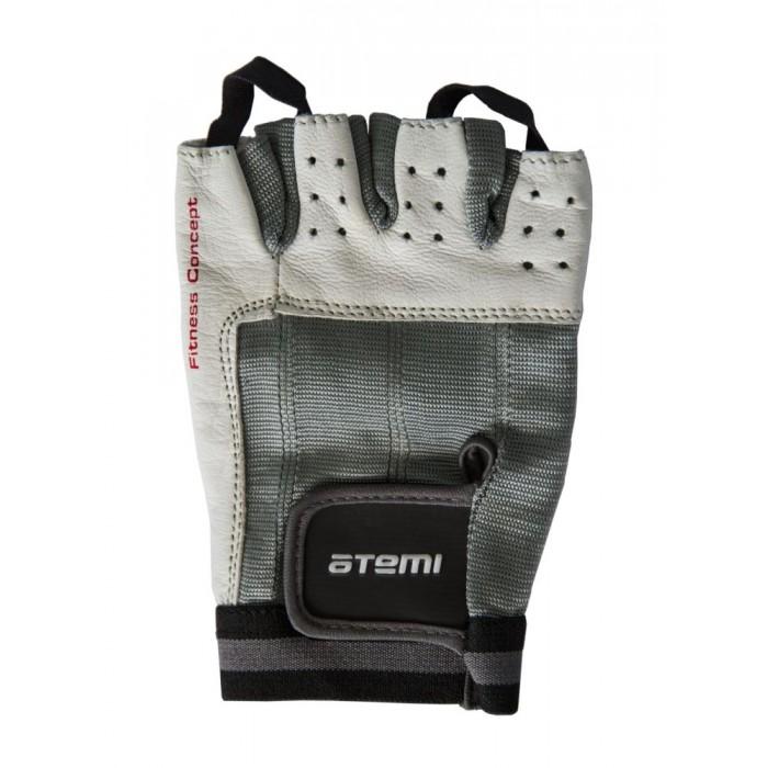 Спортивный инвентарь, Atemi Перчатки для фитнеса AFG02  - купить со скидкой