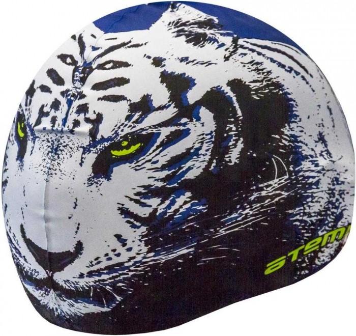 Аксессуары для плавания Atemi Шапочка для плавания Тигр