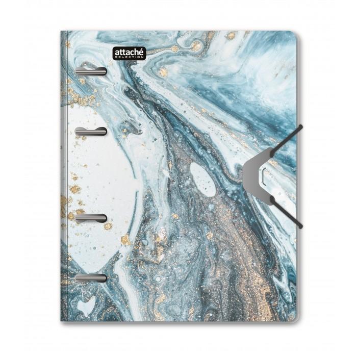 Тетради Attache Бизнес-тетрадь Fluid А5 120 листов