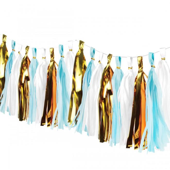 Товары для праздника Веселый хоровод Декоративное украшение Гирлянда Тассел украшение декоративное bondibon