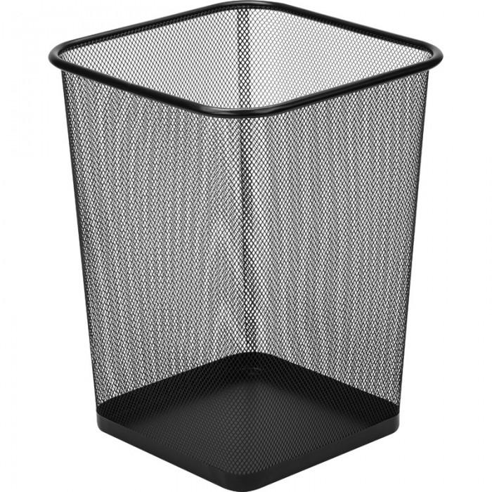 Хозяйственные товары Attache Корзина квадратная металлическая сетка 17 л недорого