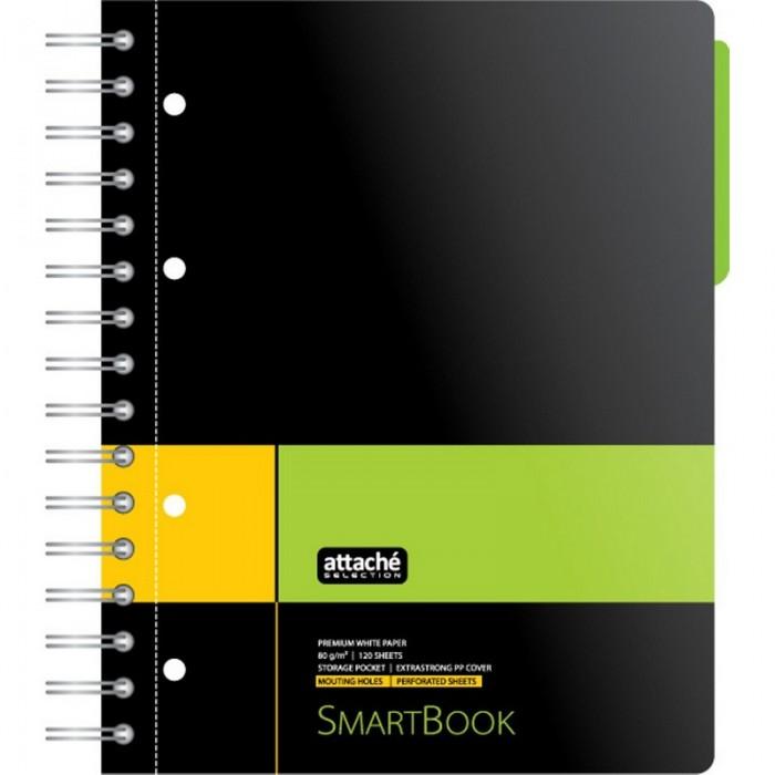 Attache Selection Бизнес-тетрадь Smartbook линейка А5 120 листов фото
