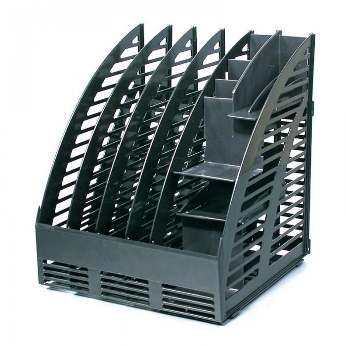 Attache Вертикальный накопитель сборный 4 отделения по 40 мм и органайзером