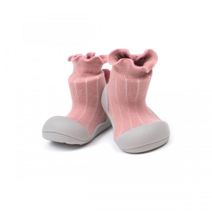 Домашняя обувь Attipas Ботинки домашние Pom-Pom детские ботинки с нескользящей подошвой other 1 3