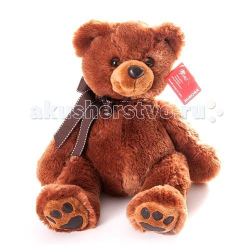 Мягкая игрушка Aurora Медведь 50 смМедведь 50 смМягкая игрушка Aurora Медведь 50 см  Игрушка изготовлена из экологически чистых материалов: высококачественного плюшa и гипoaллepгeнного cинтепoна.  Не деформируется и не теряет внешний вид при машинной стирке.  Длина игрушки: 50 см<br>