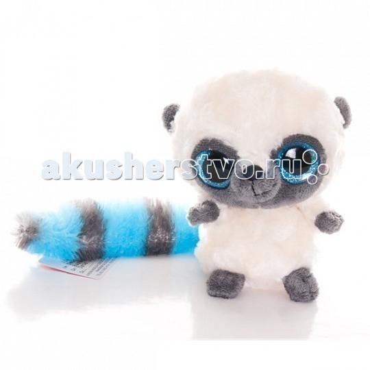 Мягкие игрушки Aurora Юху и друзья Юху 12 см с блестящими глазами 67-100/67-101 юху и его друзья 65 101 лемур юху 12 см