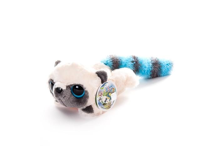 Мягкие игрушки Aurora Юху и друзья Юху лежачий 16 см мягкая игрушкаюху голубой
