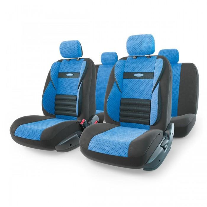 Аксессуары для автомобиля Autoprofi Авточехлы Comfort Combo
