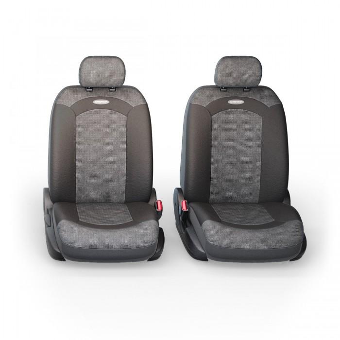Аксессуары для автомобиля Autoprofi Авточехлы Extreme Air Mesh размер М (8 предметов)