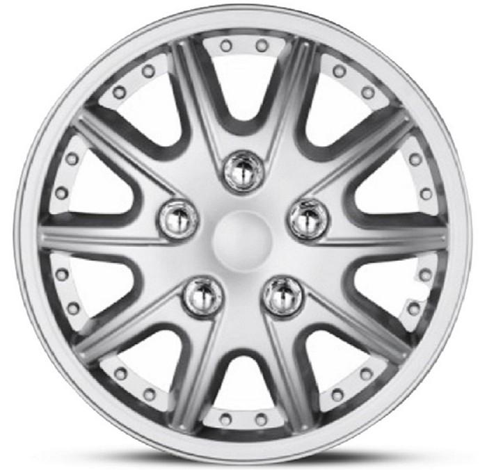 Купить Аксессуары для автомобиля, Autoprofi Колпаки на колёса 14 WC-2025 4 шт.