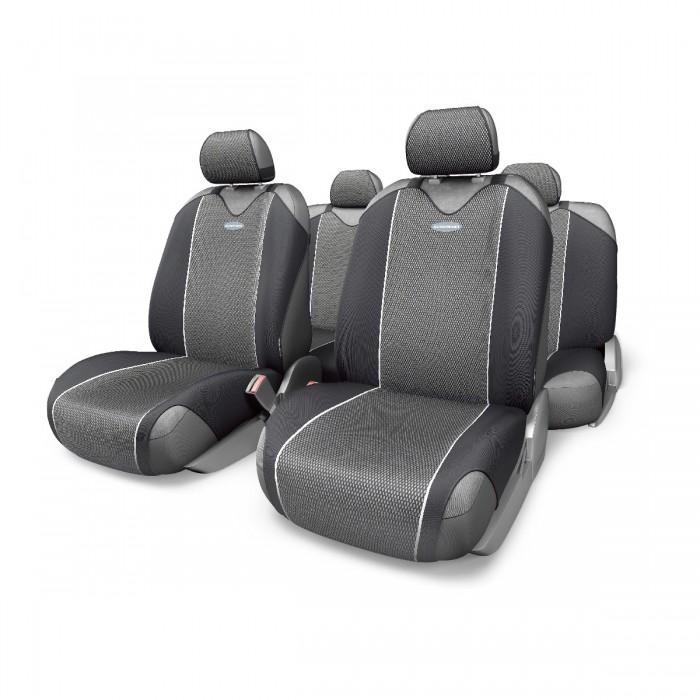 Аксессуары для автомобиля Autoprofi Майки Carbon (9 предметов)