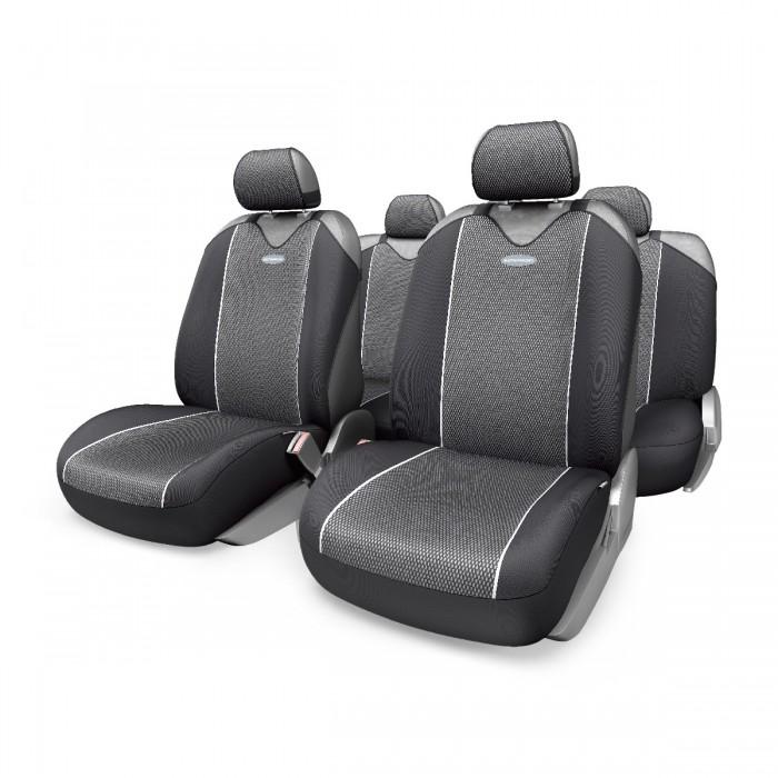 Аксессуары для автомобиля Autoprofi Майки Carbon Plus (9 предметов)
