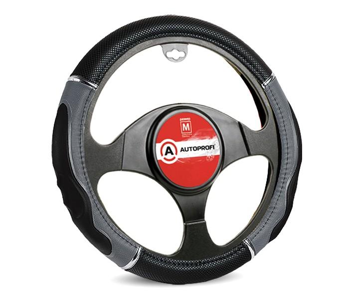 Аксессуары для автомобиля Autoprofi Оплётка руля размер М GL-1020