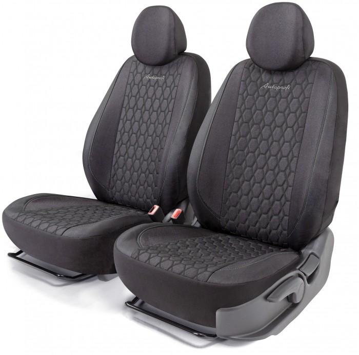 Аксессуары для автомобиля Autoprofi Получехлы на передние сиденья Verona