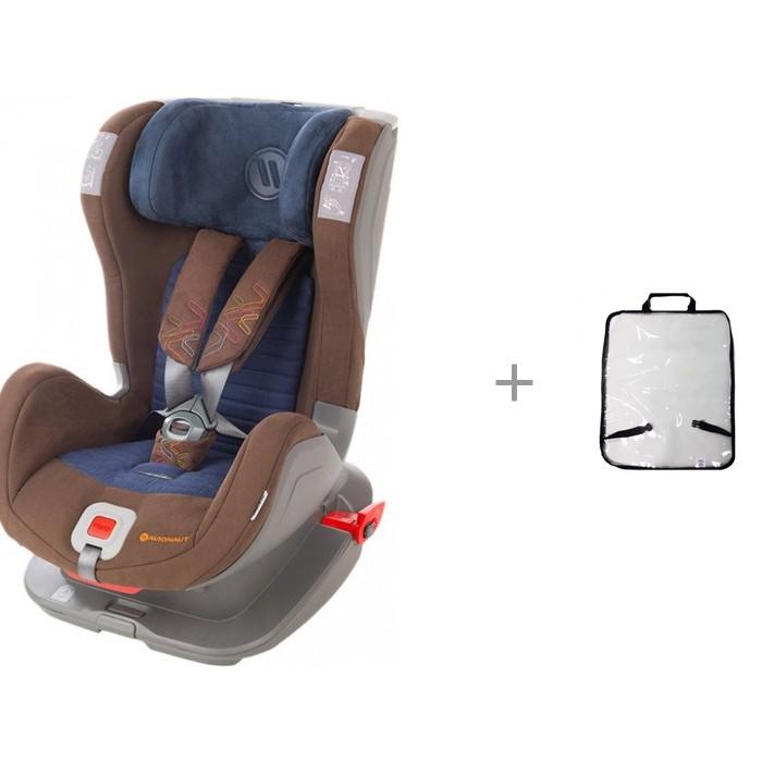 Картинка для Группа 1-2 (от 9 до 25 кг) Avionaut Glider Softy с защитной накидкой на спинку сидения автомобиля ProtectionBaby