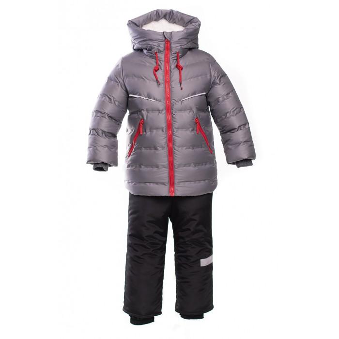 Аврора Комплект для мальчиков (куртка, полукомбинезон) Джастин