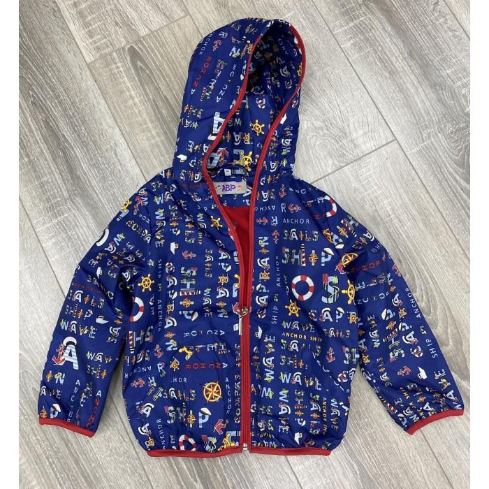 Верхняя одежда Аврора Ветровка для мальчика Штурман