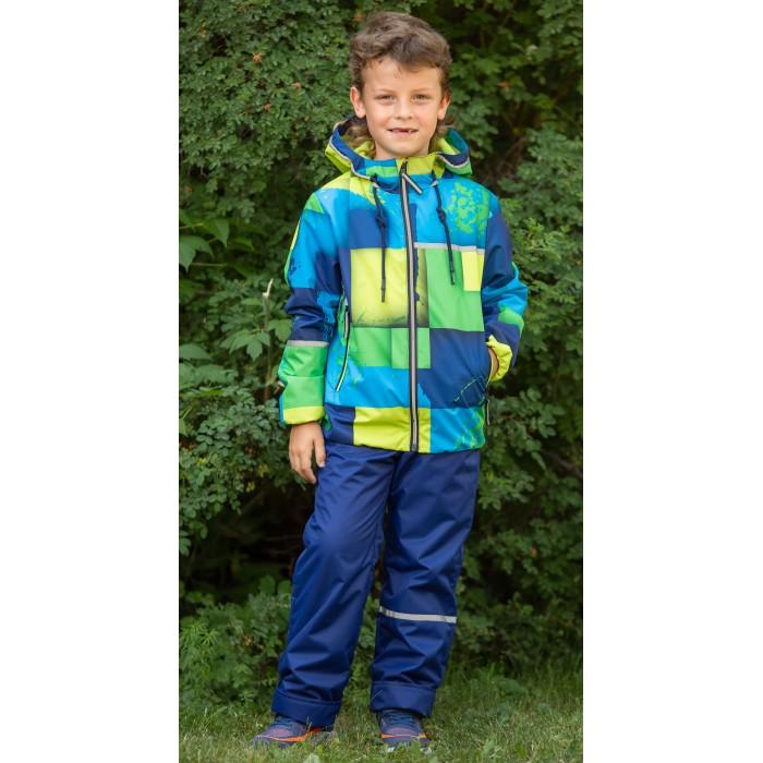 Купить Утеплённые комплекты, Аврора Ветровочный комплект для мальчиков (куртка, полукомбинезон) Энтони
