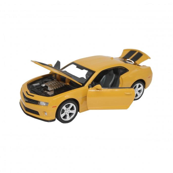 Машины, Автопанорама Машинка металлическая Chevrolet Camaro SS 1:32 JB1251155  - купить со скидкой