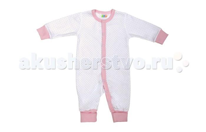Детская одежда , Комбинезоны и полукомбинезоны Axiome De Mode Комбинезон Нежность 17-8112 арт: 445769 -  Комбинезоны и полукомбинезоны