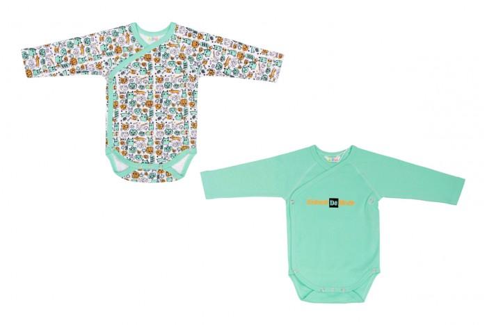 Детская одежда , Боди и песочники Axiome De Mode Боди-конверт 17-8707 2 шт. арт: 339190 -  Боди и песочники