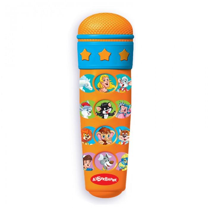 Музыкальные игрушки Азбукварик Микрофон Караоке я пою 14 песенок эдит пиаф я пою не для всех я пою для каждого cdmp3