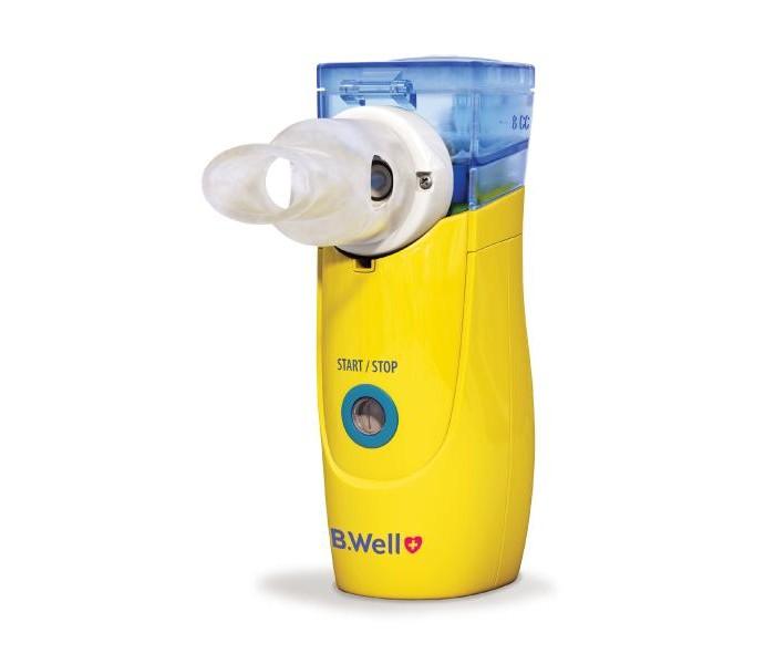 Гигиена и здоровье , Ингаляторы B.Well Mesh-небулайзер WN-114 арт: 84533 -  Ингаляторы