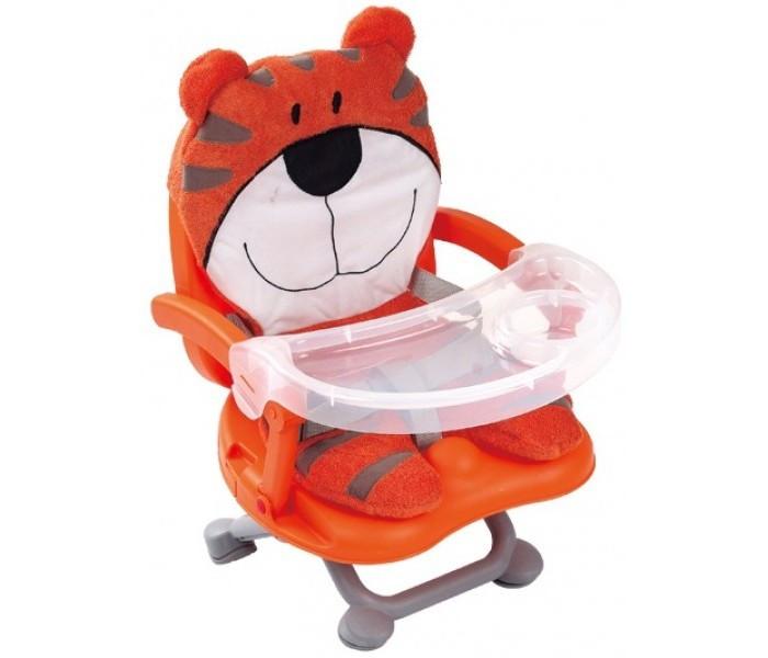 Стульчик для кормления Babies H-1H-1Стульчик для кормления Babies H-1  Стульчик Babies H-1 не будет занимать много места на кухне. Так же он легко складывается и его можно брать с собой в путешествия. Стул может использоваться самостоятельно или же крепиться на любой взрослый стул.  Особенности: Может использоваться самостоятельно или же крепиться к любому взролому стулу Предназначен для детей от 6 месяцов до 3-х лет (до 15 кг) Нескользящие ножки устойчивы на поверхности, на которую устаналивается стульчик Мягкий чехол легко снимается для стирки Столик снимается и легко моется в посудомоечной машине Сидение крепится на любой стул ремнями, является очень устойчивым Стул легко складывается, являясь компактным в сложенном виде В комплекте идет сумка для транспортировки<br>