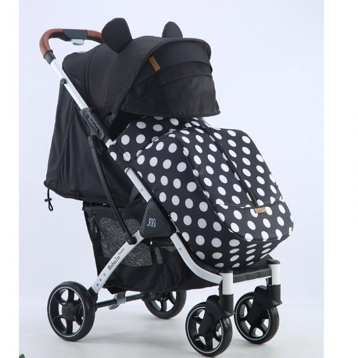 Купить Прогулочные коляски, Прогулочная коляска Babalo Future 2021 (белая рама)